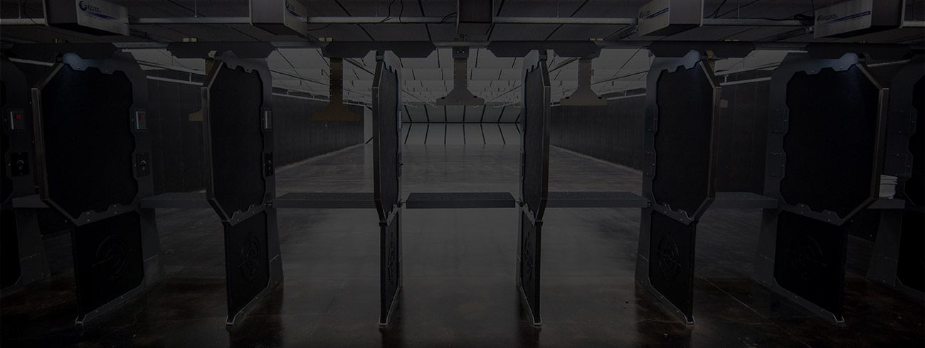 <span>Introducing Our State-of-the-art</span>Indoor Shooting Range